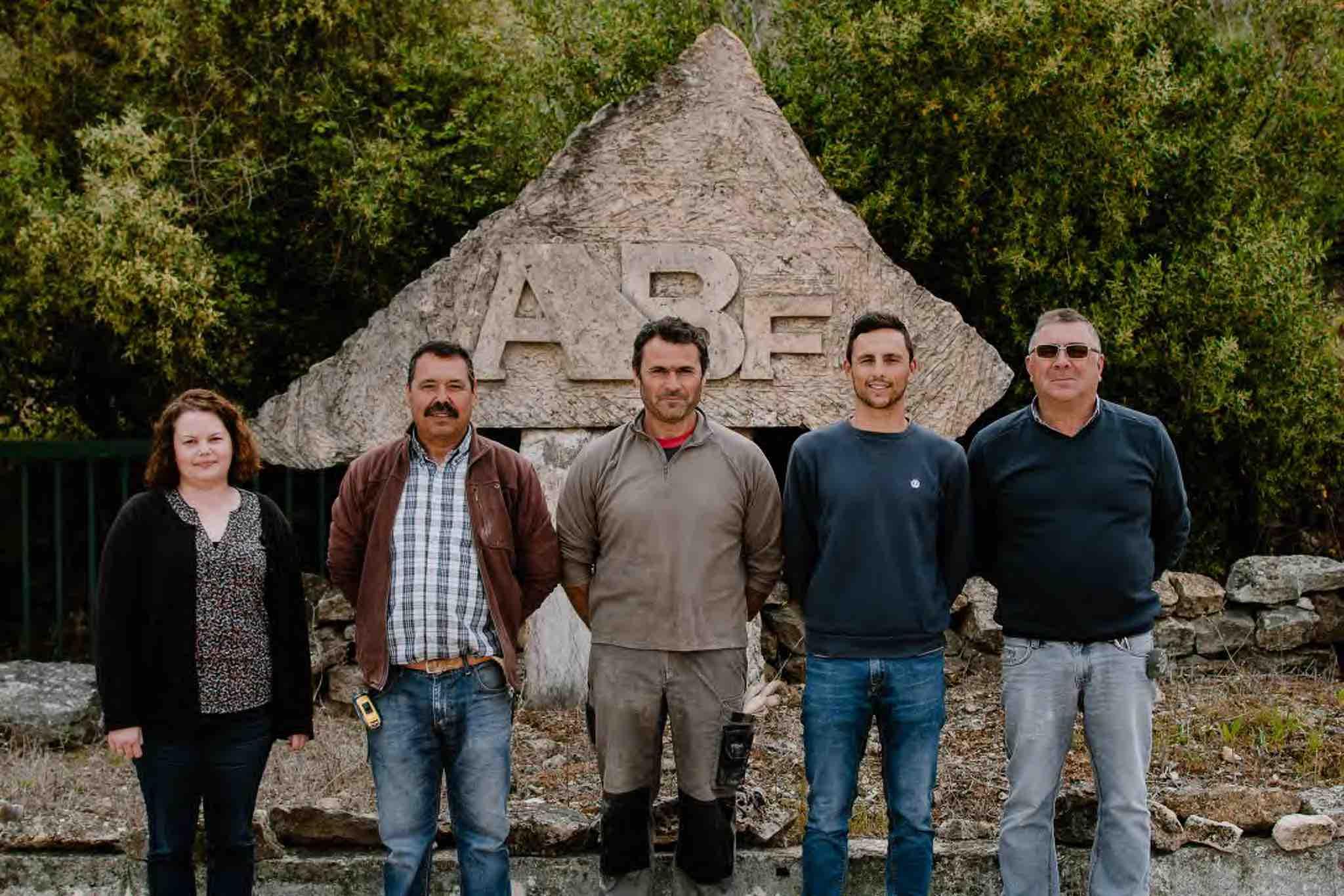 ABFstones - Equipa de Excelência